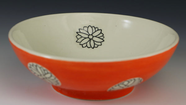 Lotus pop bowl