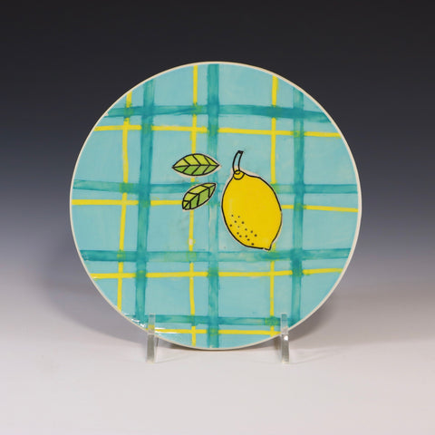 Lemon cookie plate - 3
