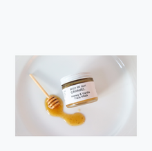 Caramel  Honey & Vanilla Face Mask