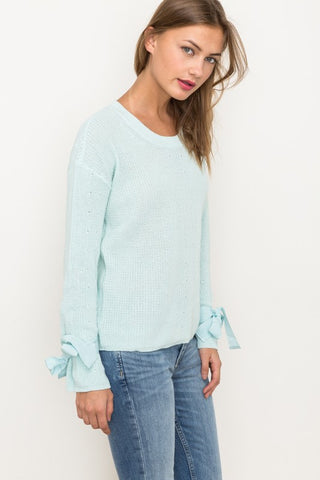 Netting Americana Top