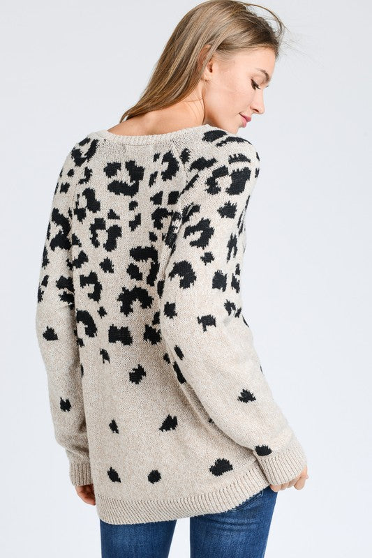 Wild Sweater (S-3XL)