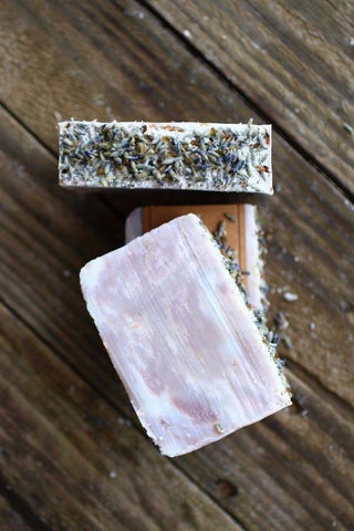 Sensitive Skin Goat's Milk Soap {HM}
