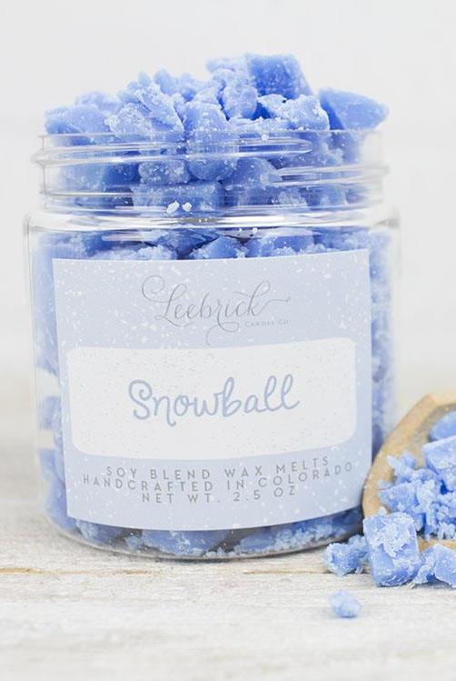 Snowball Wax Melts {HM}