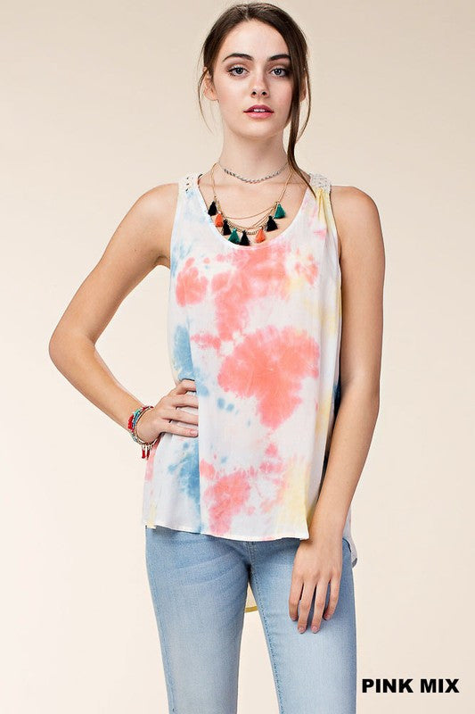 Endless Summer Tie Dye Tank
