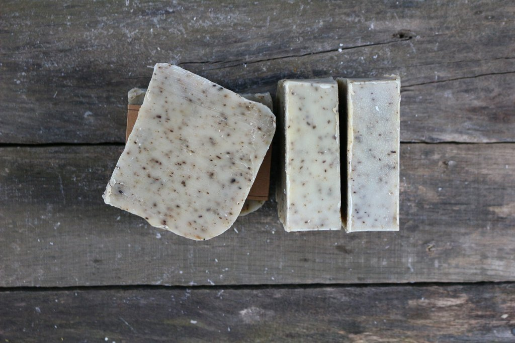 Rosemary & Watercress Soap {HM}
