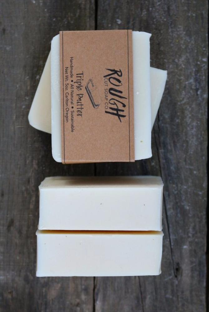 Sensitive Skin Triple Butter Soap {HM}