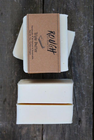 Rosemary & Eucalyptus Salt Soap Bar