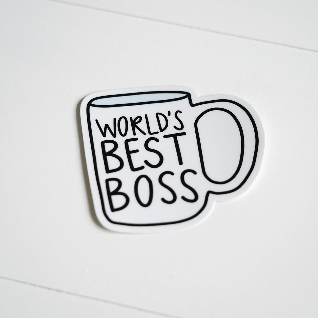 World's Best Boss - Happily Ever Tees
