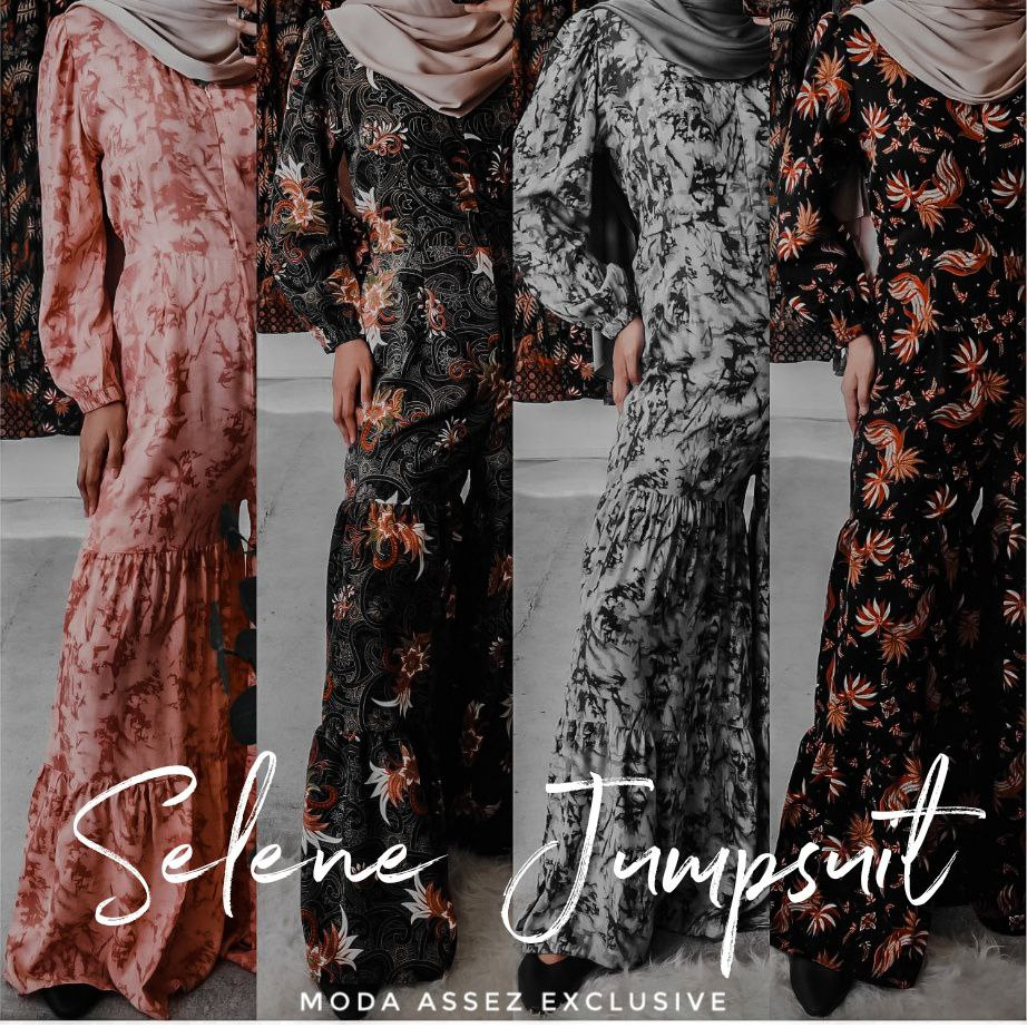 NEW • Selene Jumpsuit [INSTOCK]