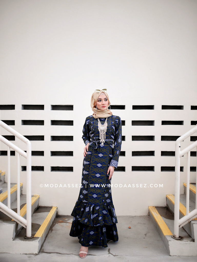 BRIDESMAID EDT VOL 2 -  UFAIRAH DRESS | UD03 [PO]