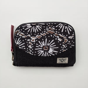 "One of a kind Women's Wallet ""'Firecracker"""