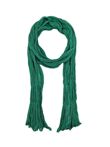 "Simple Scarf ""Emerald"""
