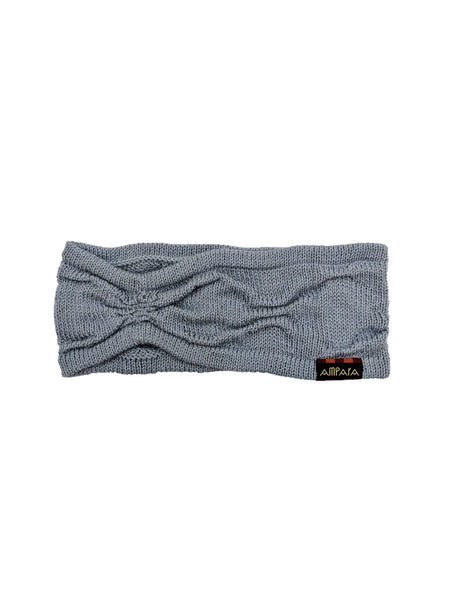 "Headband ""Blue Grey"""