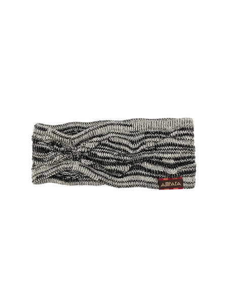 "Headband ""Black&Ivory"""