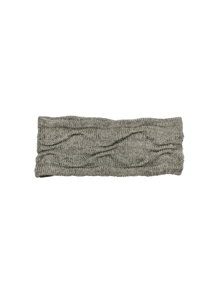 "Headband ""PaleGrey"""