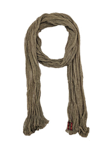 "Simple Scarf ""Taupe"""