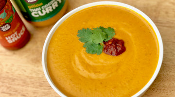 Yai's Thai Pumpkin Curry Soup