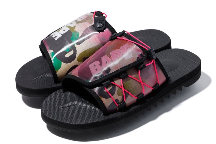 HYPEBEAST: BAPE AND SUICOKE REJOIN FOR HOLOGRAPHIC DAO SANDALS