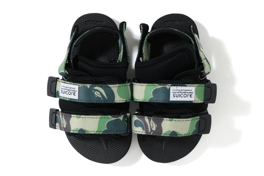 BAPE x SUICOKE APE in Black