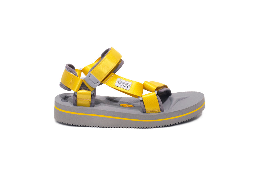suicoke depa-veu3 yellow gray