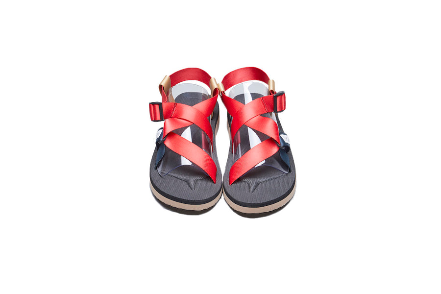 SUICOKE Chin2-Cab Red Black