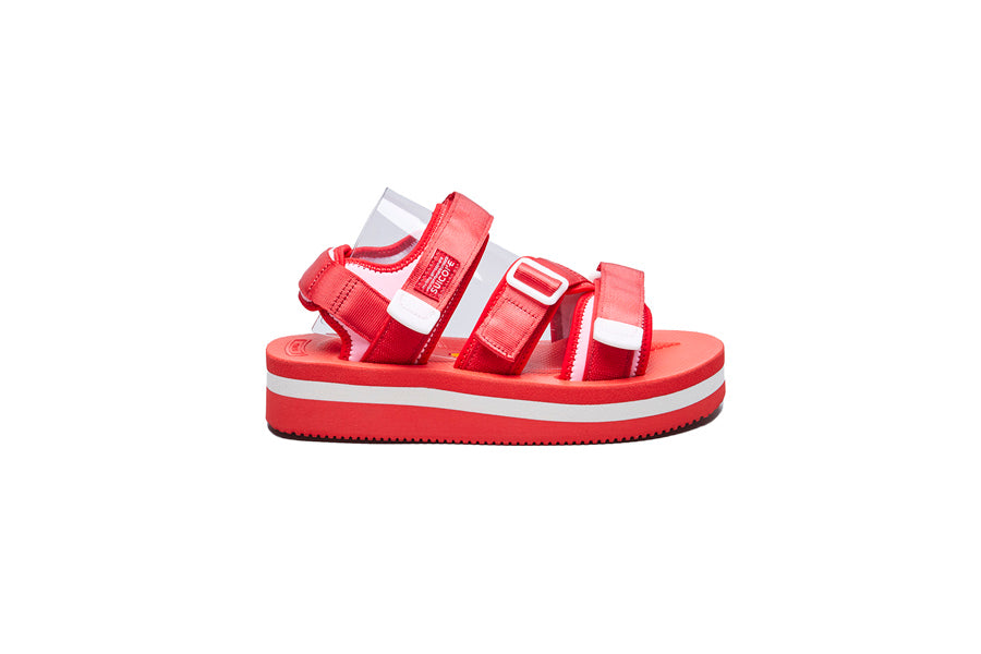 Suicoke KISEE-VPO Red/Pink