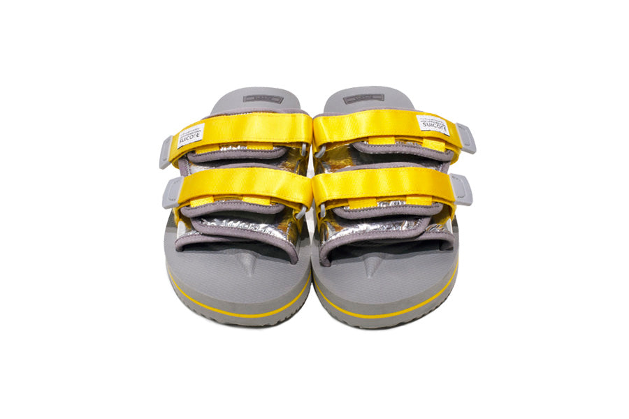 suicoke moto-veu3 yellow gray