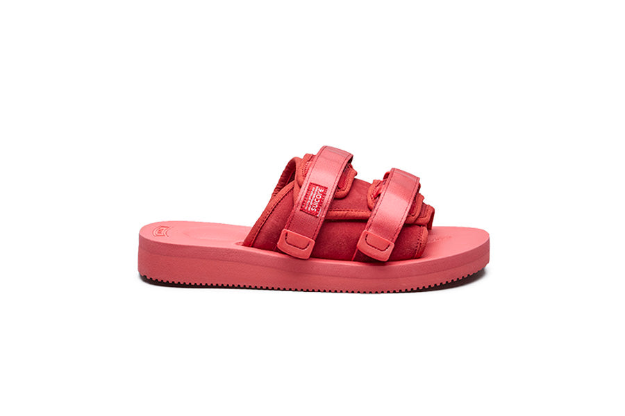 Suicoke MOTO-VS Red
