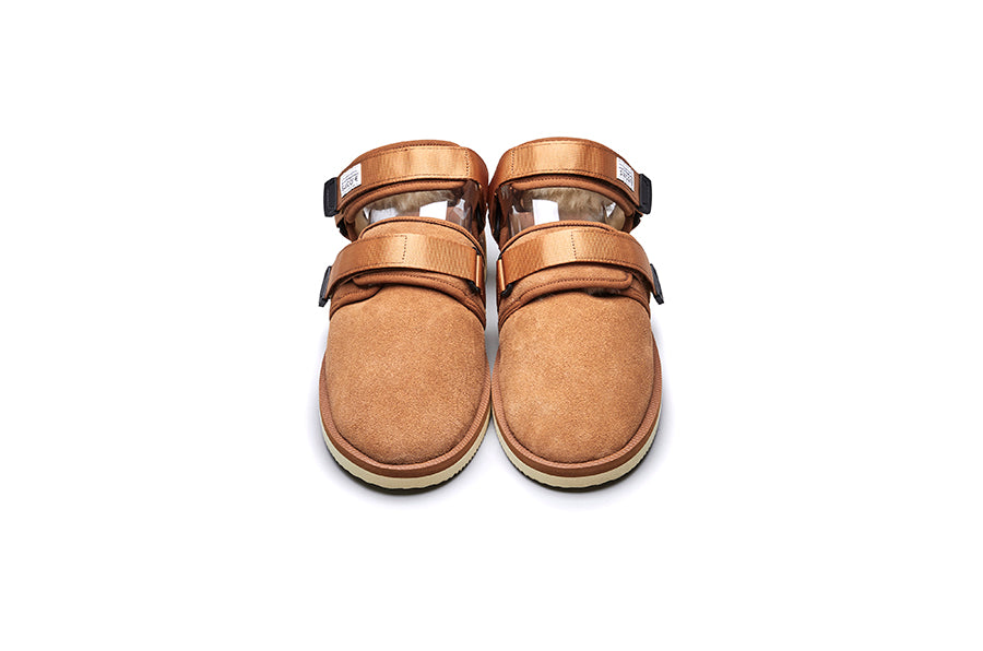 SUICOKE NOTS-M2AB in Brown