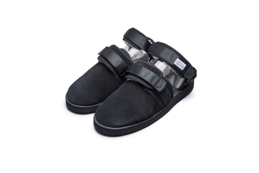 SUICOKE NOTS-MAB in Black