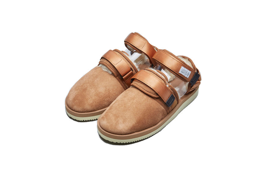SUICOKE NOTS-VM2 BROWN