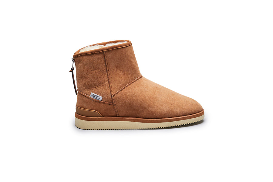 Suicoke  ELS-M2ab-MID brown boot