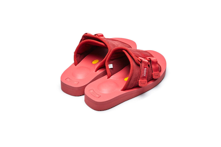 SUICOKE KAW-VS in Red