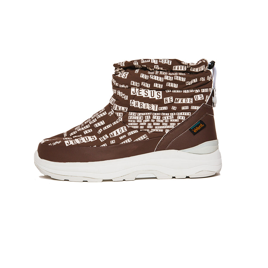 SUICOKE SEVENTH HEAVEN COLLAB BOWER BOOT BROWN