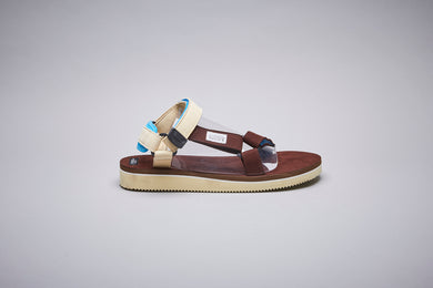 SUICOKE-Sandals-DEPA-ECS - Brown/Cream-OG-022AOfficial Webstore Spring 2021