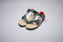 Load image into Gallery viewer, SUICOKE-Sandals-DEPA-CAB - Green/Beige-OG-022CABOfficial Webstore Spring 2021