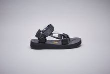 Load image into Gallery viewer, SUICOKE-Sandals-DEPA-V2 - Black-OG-022V2 Official Webstore Spring 2021