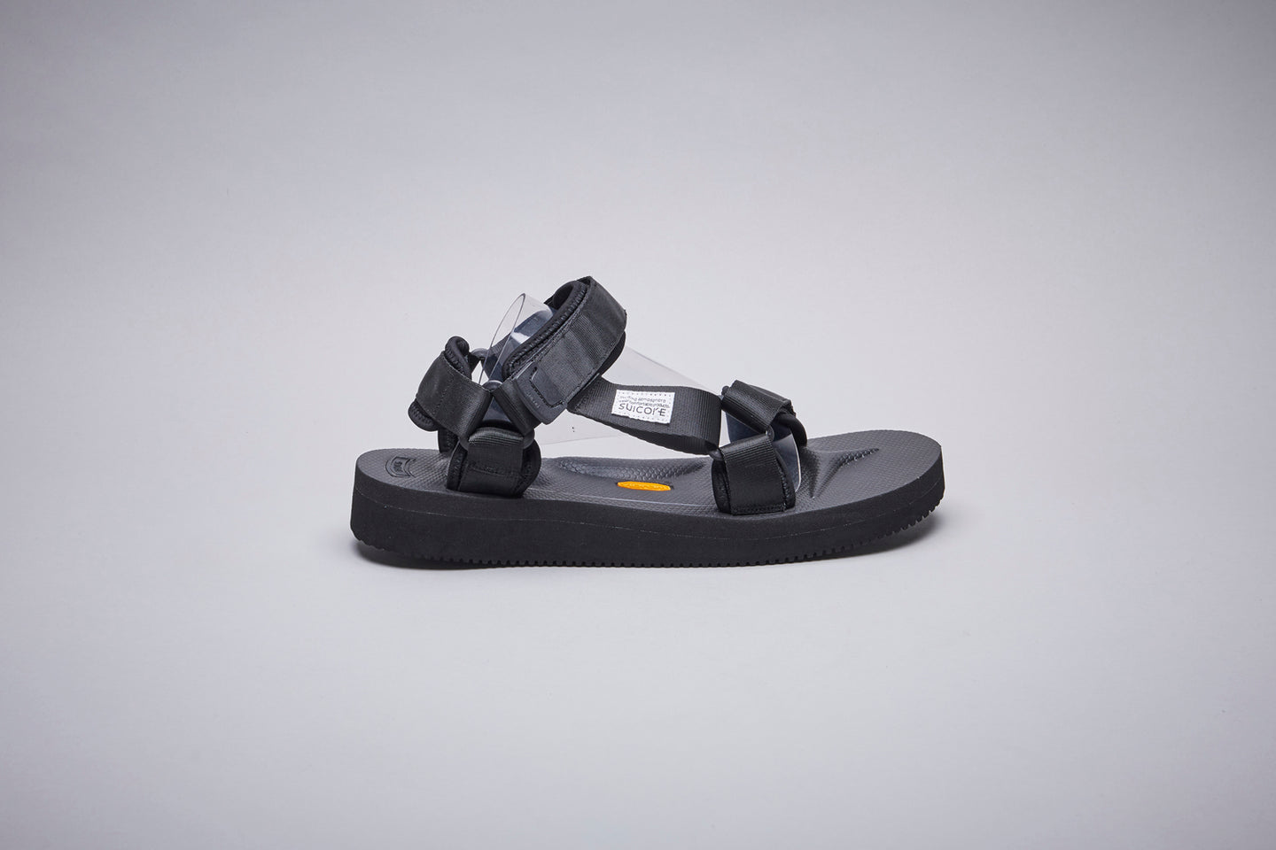 SUICOKE-Sandals-DEPA-V2 - Black-OG-022V2 Official Webstore Spring 2021