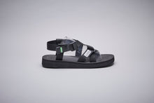 Load image into Gallery viewer, SUICOKE-Sandals-CHIN2-Cab - Black-OG-023-2CAB Official Webstore Spring 2021