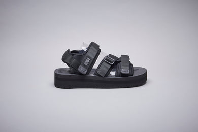 SUICOKE-Sandals-KISEE-VPO - Black-OG-044VPO Official Webstore Spring 2021