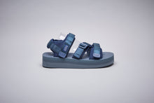 Load image into Gallery viewer, SUICOKE-Sandals-KISEE-VPO - Navy-OG-044VPO Official Webstore Spring 2021
