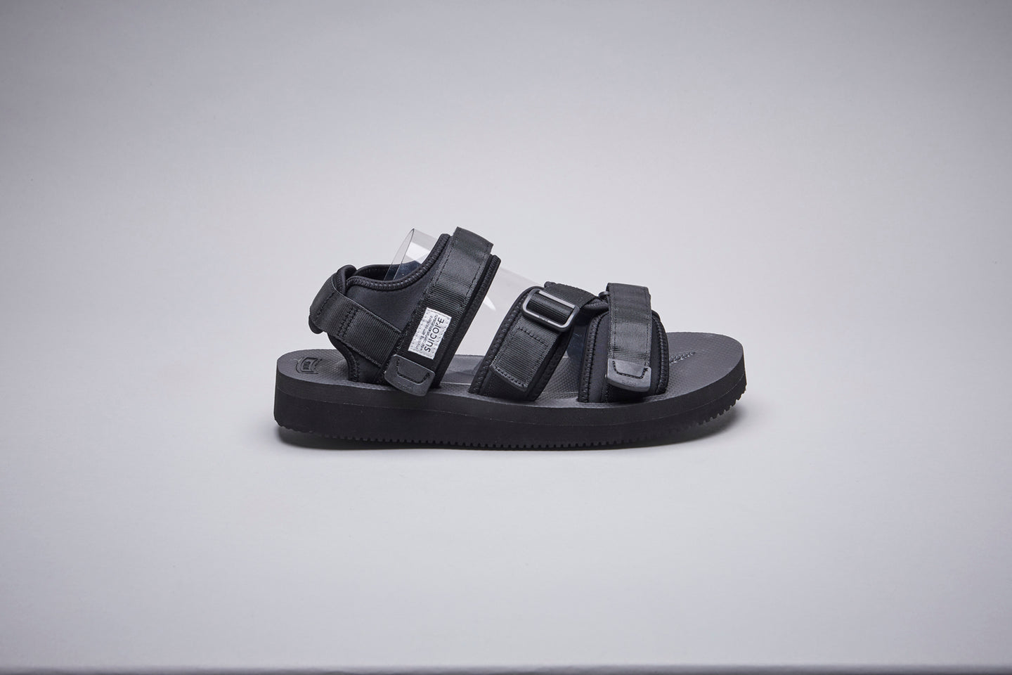SUICOKE-Sandals-KISEE-V - Black-OG-044V Official Webstore Spring 2021