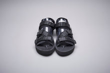 Load image into Gallery viewer, SUICOKE-Sandals-KISEE-V - Black-OG-044V Official Webstore Spring 2021