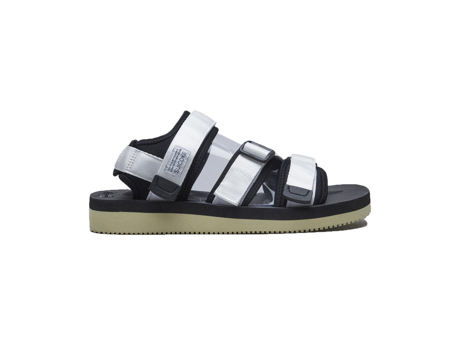 SUICOKE KISEE-V White Sandals