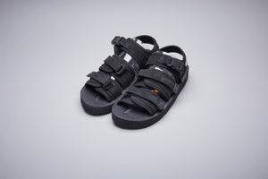 SUICOKE-Sandals-GGA-VNU - Black-OG-052VNU Official Webstore Spring 2021