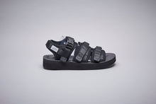Load image into Gallery viewer, SUICOKE-Sandals-GGA-V - Black-OG-052V Official Webstore Spring 2021
