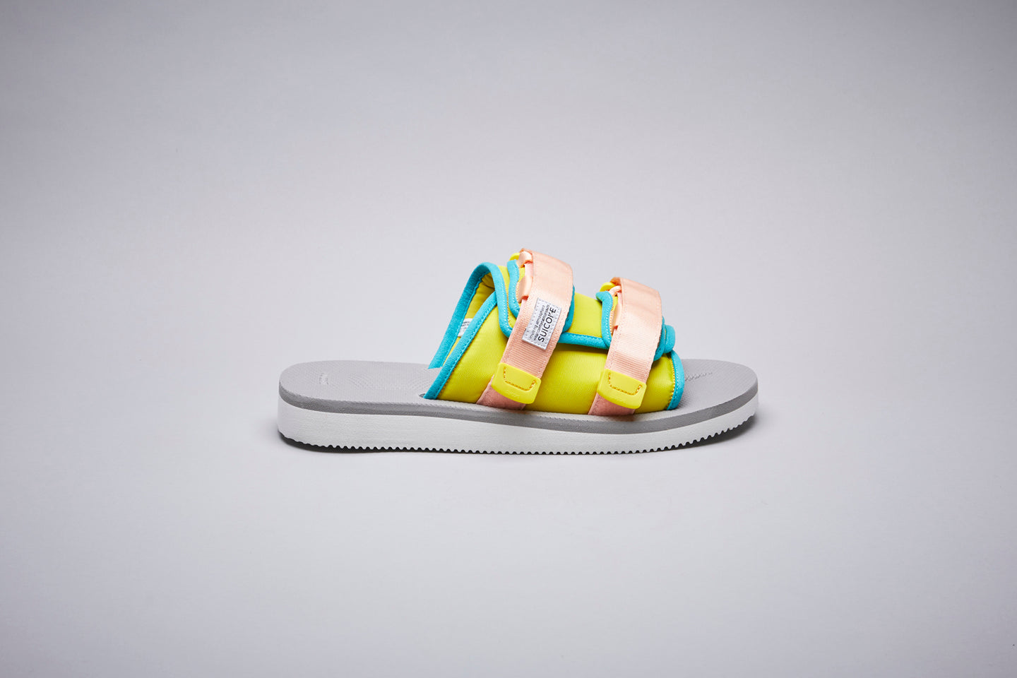 SUICOKE-Sandals-MOTO-CAB - Yellow/Gray-OG-056CABOfficial Webstore Spring 2021