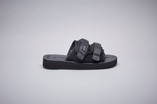 Load image into Gallery viewer, SUICOKE-Sandals-MOTO-VS - Black-OG-056VS Official Webstore Spring 2021