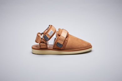SUICOKE-Sandals-NOTS-VM2 - Brown-OG-061VM2Official Webstore Spring 2021