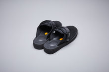 Load image into Gallery viewer, SUICOKE-Sandals-ZAVO-VHL - Black-OG-072VHLOfficial Webstore Spring 2021